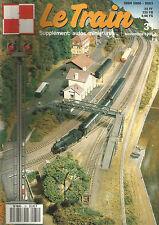 """LE TRAIN N°31 TURBOTRAINS / GARE DU MONT-ESQUIEU / LES """"MICHELINE"""" / CC 72000"""