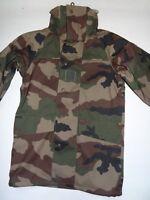 Parka gore-tex armée française camouflage OTAN CE neuve toutes tailles