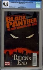 BLACK PANTHER: MOST DANGEROUS MAN ALIVE #529 - CGC 9.8 - 2039460006