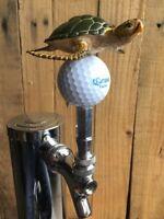 Corona Beer Golf Tap Handle Mexican Beer Margaritaville Sea Turtle Jimmy Buffett