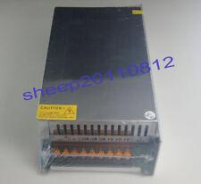 New AC100-120V to DC12V 50A 600W transformer voltage converter AC to DC