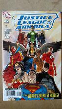 JUSTICE LEAGUE OF AMERICA #12 VARIANT COVER FIRST PRINT DC COMICS (2007) BATMAN