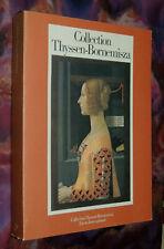 Collection Thyssen-Bornemisza catalogue raisonné des oeuvres d'art - Lugano 1986
