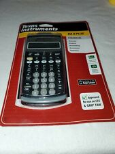 New ListingTexas Instruments Ba Ii Plus Professional Financial Calculator ~ New in Package