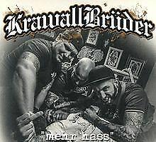 Mehr Hass (LTD. Digipak + DVD) von Krawallbrüder | CD | Zustand gut