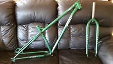 Surly Karmpus Frame and Forks, Small, Moonlit Swamp