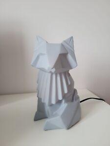 Animal Fox lamp - House Of Disaster Geometric Fox Lamp