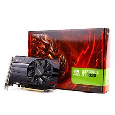 GeForce GT1030 Gold Version Edition 2G Video Graphic Card 64bit PCI Express 3.0