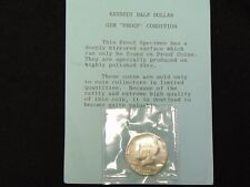 """1776-1976 Kennedy Half Dollar Gem """"Proof"""" Condition"""