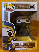 FUNKO POP! THE ELDER SCROLLS: BRETON #54...VAULTED