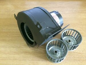 DAYTON 4C940 High Temperature Blower, 68 cfm with 2 spare impellers