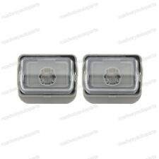 Pair Rear Bumper License Plate Lights LH RH for Mazda CX-5 2012-2014