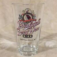 Leinenkugels Honey/Berry Weiss Pint Glass Cup Mug Stein Chippewa Falls Wisconsin