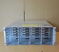 Sun J4400 Storage Array - 2 x Controllers 2 x PSU Rackmount Hard Drive Array