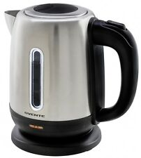 Ovente KS22S 1.2L Stainless Steel Electric Tea Kettle w/ Auto Shut Off NEW