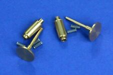 RB Model 1:35 Railroad Flat Buffer 2 Pcs #2 - Metal Detail Set #35A11