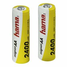 Hama Ready4Power NiMH-Akku (2x AA, 2400mAh)