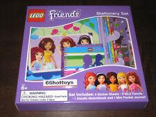 LEGO Friends Stationery Set NEW
