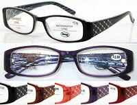 L358 Superb Quality Women Reading Glasses/26 pcs Diamante Detail & Super Fashion