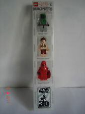LEGO STAR WARS MAGNETS 2007 SPECIAL EDITION Minifigures