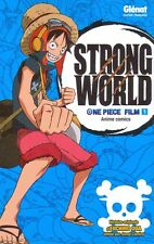ONE PIECE STRONG WORLD 1  Oda COULEUR manga shonen LIVRE