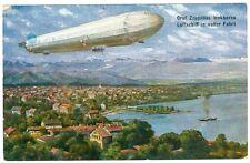 Zeppelin, Graf Zeppelin`s lenkbares Luftschiff, TSN Serie 920