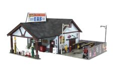 NEW Woodland Ethyl's Gas & Service Built HO Scale BR5048