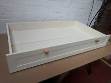 New Babystart Oxford Undercot Cotbed Drawer in Pine COLLECTION ONLY