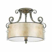 Quoizel Kendra Semi-Flush Light