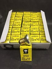 24 Satco S3602 40R14 Reflector spot Bulbs