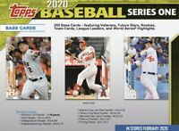 2020 Topps Series 1 Baseball MASTER SET (685) 6 Inserts Sets +1985 Chrome