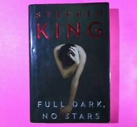 Full Dark, No Stars by Stephen King 2010 First Edition 1st Print Hardcover DJ