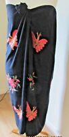Sarongs Bali light Rayon Hand Made pretty flowing ONE Piece ONE SIZE 18UK-24UK