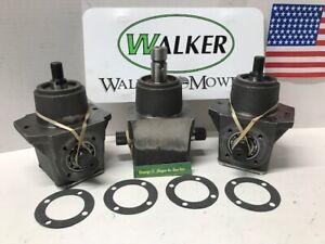 """Walker Mower Heavy Duty Gear Box Kit 48"""", 42"""" & 36"""" SD Decks"""