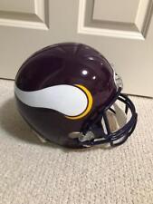 a4f43d58 Minnesota Vikings Fan Helmets for sale   eBay
