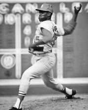 1967 St Louis Cardinals BOB GIBSON Glossy 8x10 Photo Baseball Poster Print