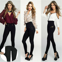Wish stovepipe belly hollywood pants hips high Leggings leggings waist explosion