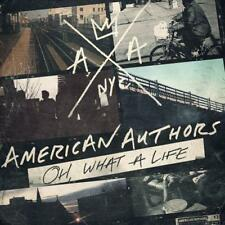 American Authors - Oh, What A Life (NEW CD)