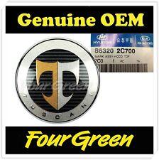 Hood Emblem for Hyundai 01-08 Tiburon OEM NEW [863202C700]