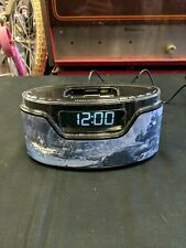 Batman Clock Radio Dock For iPod iPhone 30 Pin