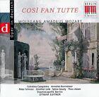 W.A. MOZART : COSI FAN TUTTE (QS) - STAATSKAPELLE BERLIN, OTMAR SUITNER / CD