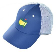 2019 MASTERS (NAVY/WHITE) MESH TECH STRUCTURED Golf HAT from AUGUSTA NATIONAL