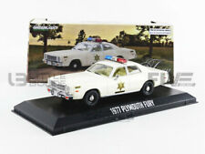 GREENLIGHT COLLECTIBLES 1/43 - PLYMOUTH FURY - HAZZARD COUNTY SHERIFF 1977 - 865