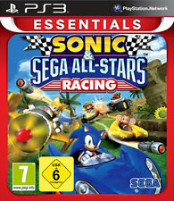 Ps3 gioco Sonic & Sega All-Stars Racing NUOVO & SCATOLA ORIGINALE PLAYSTATION 3