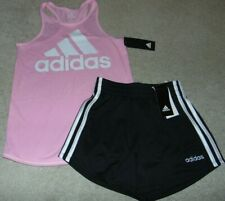 ~NWT Girls ADIDAS Outfit! Size 10-12 Super Cute FS:)~