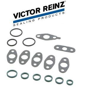 Fits: Volvo S40 V50 S60 Engine Oil Pan Gasket Set REINZ 153719201 / 15 37192 01