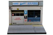Diorama garage Mazda - 1/43ème - #43-2-A-A-105