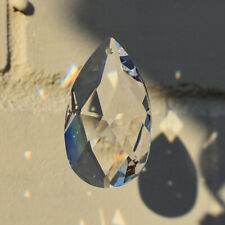 SPECTRA® Tropfen Rautenschliff L. 50mm kristallklar SWAROVSKI® Crystal 8721