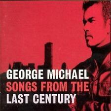 George Michael - Songs from the Last Century - 1999 CD Album