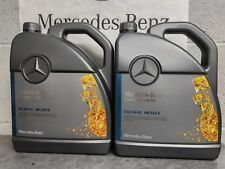 10L Genuine Mercedes Benz 5W40 Engine Oil MB 229.5 Full Synthetic - Petrol